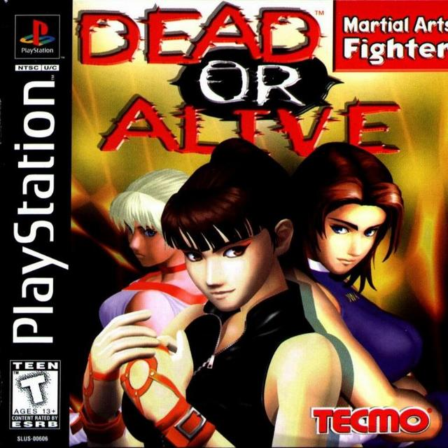 Dead or Alive [U] ISO